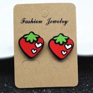 Jewelry - Strawberry Earrings